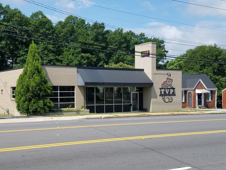 LEASED-1208 Laurens Rd, Greenville