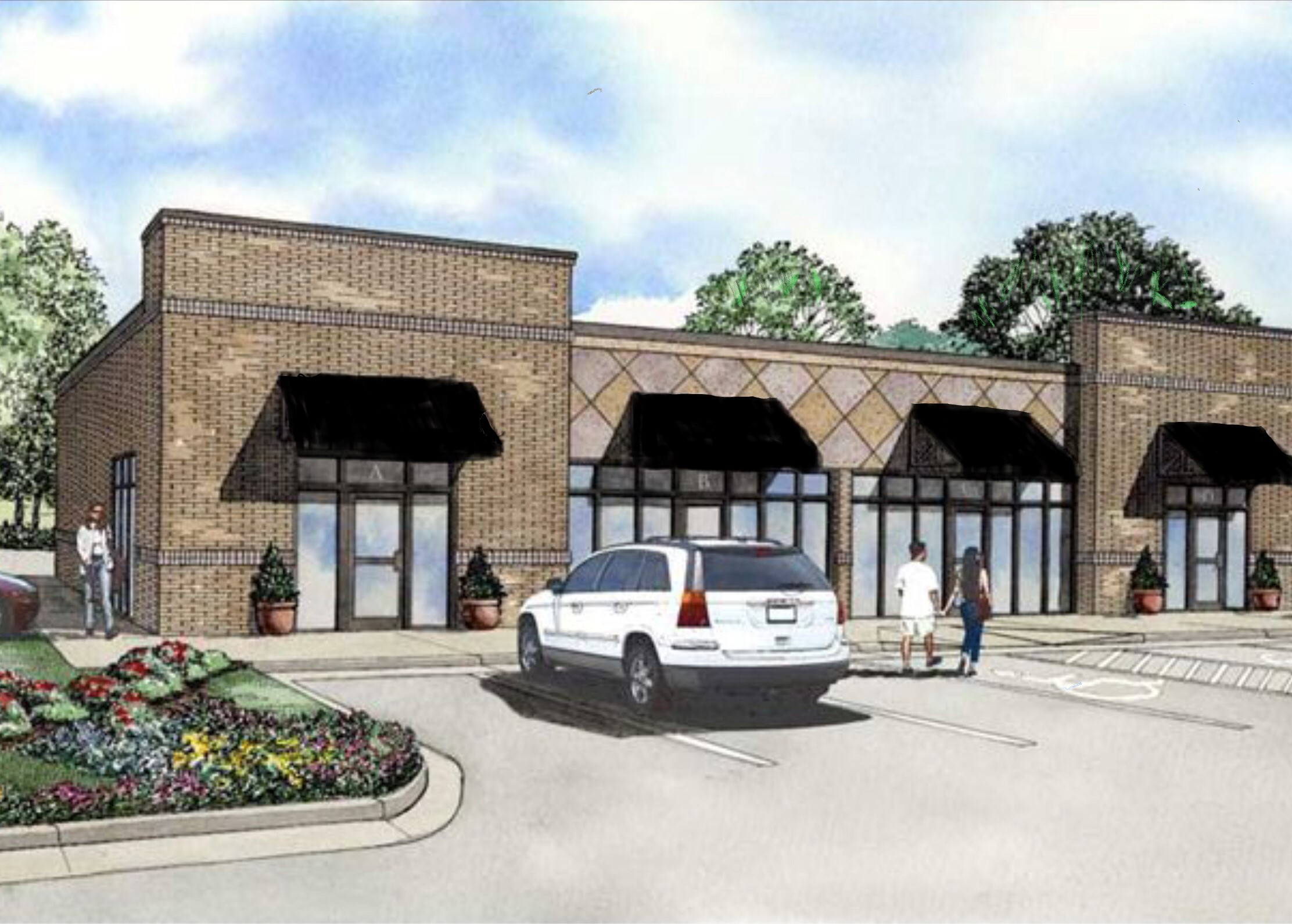 FOR LEASE-611 White Horse Rd, Greenville